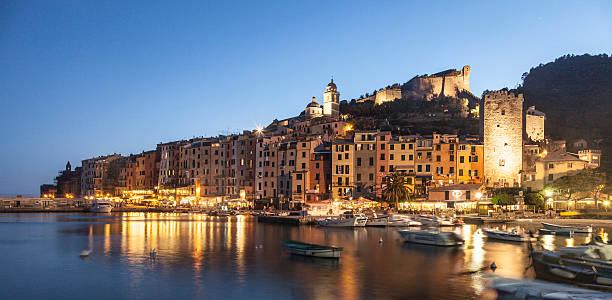 Italy, Liguria, Portovenere.