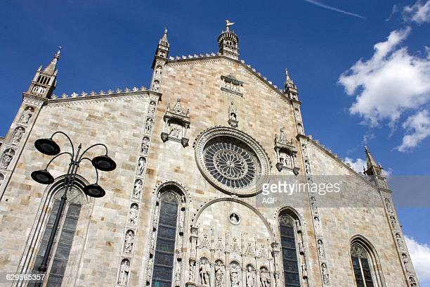 Italy. Lombardy. Como. The Duomo Cathedral.