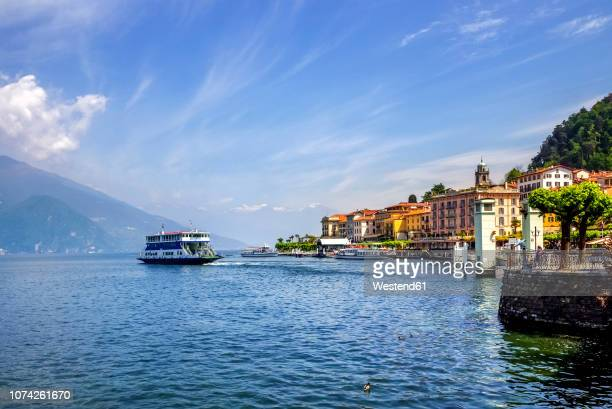 Italy, Lombardy, Lake Como, Bellagio
