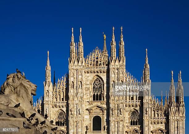 Italy, Lombardy, Milan, Piazza Del Duomo.