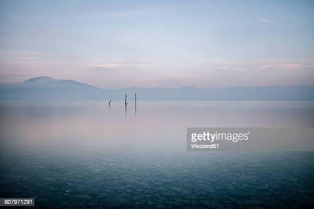 Italy, Lombary, Sirmione, Lake Garda