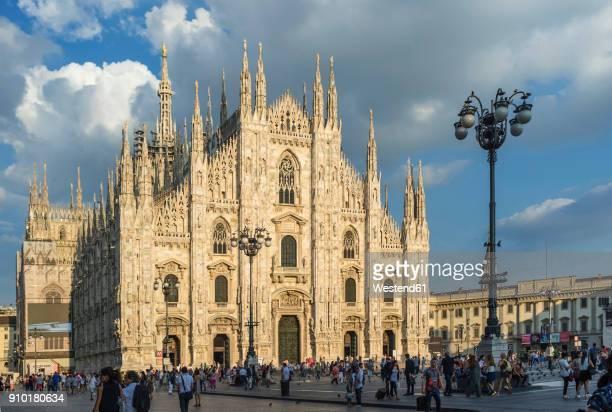 Italy, Milan, Milan Cathedral