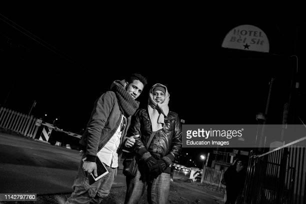 Italy Mortara African Refugees