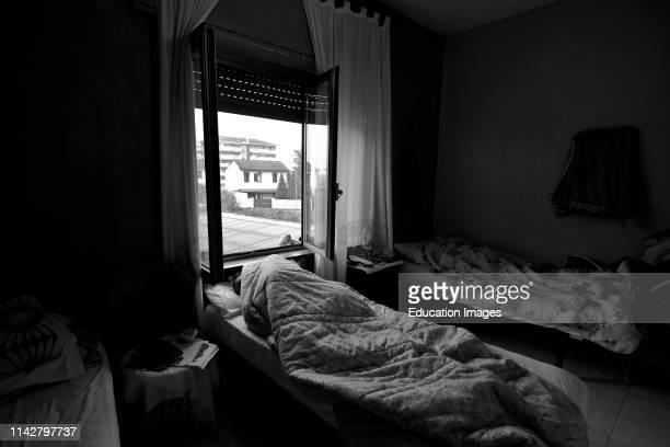 Italy Mortara Refugee Center