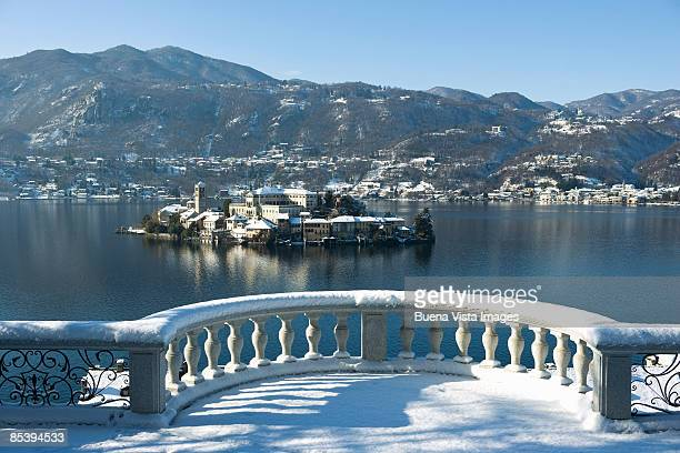 Italy. Piedimont. Lake of Orta.