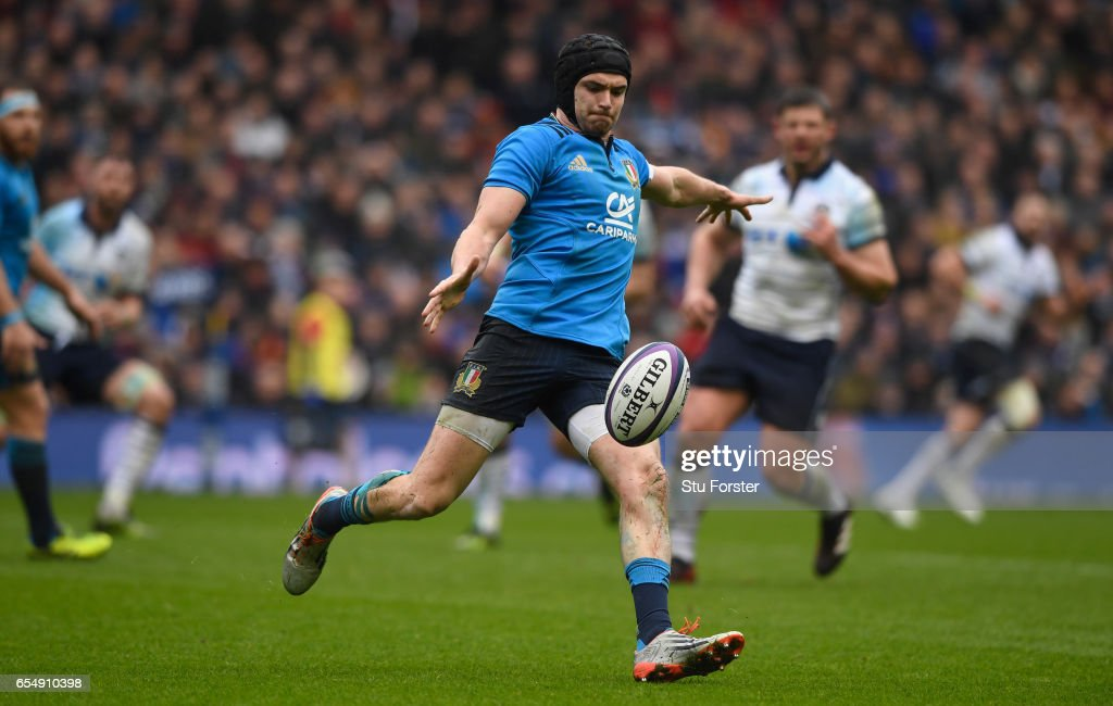 Scotland v Italy - RBS Six Nations : ニュース写真