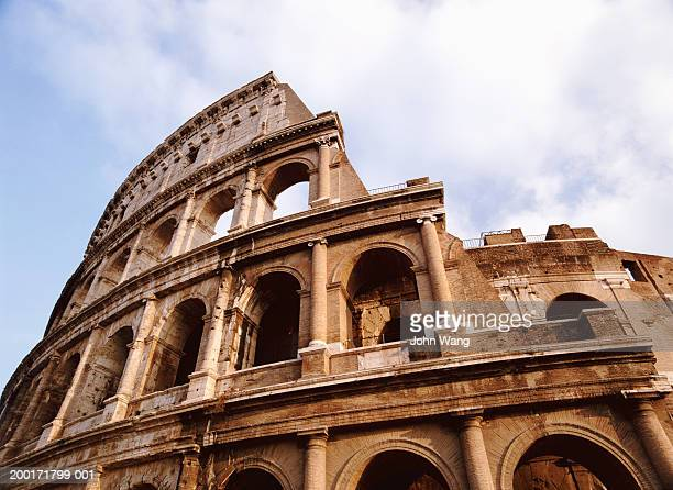 italy, rome, coliseum - colosseum stock pictures, royalty-free photos & images