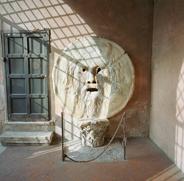 Italy, Rome, the Mouth of Truth