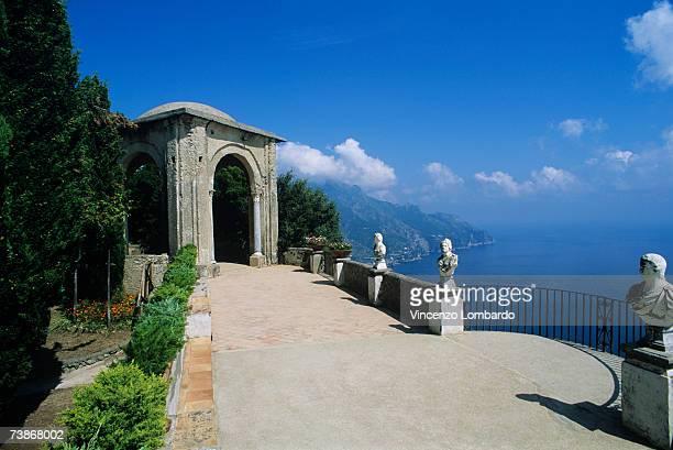 Italy, Salerno, Ravello, Villa Cimbrone