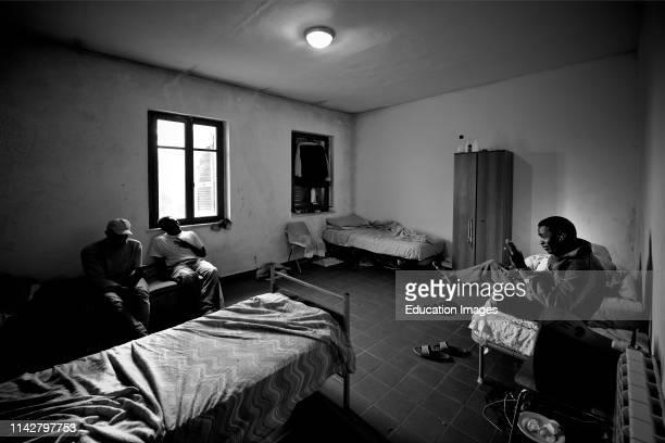 Italy Sant'angelo Lomellina Refugee Center