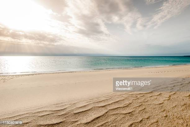 italy, sardinia, piscinas, beach - spiaggia foto e immagini stock