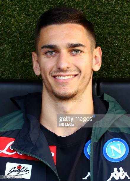 Italy Serie A TIM 20182019 / 'n 'nAlex Meret