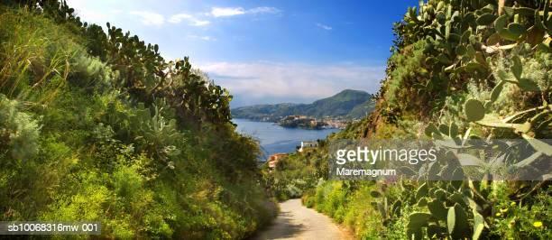 italy, sicily, eolian archipelago, lipari - aeolian islands stock pictures, royalty-free photos & images