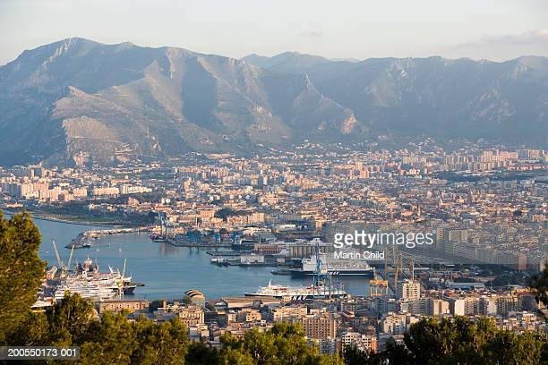 italy, sicily, palermo - palermo sicily stock photos and pictures