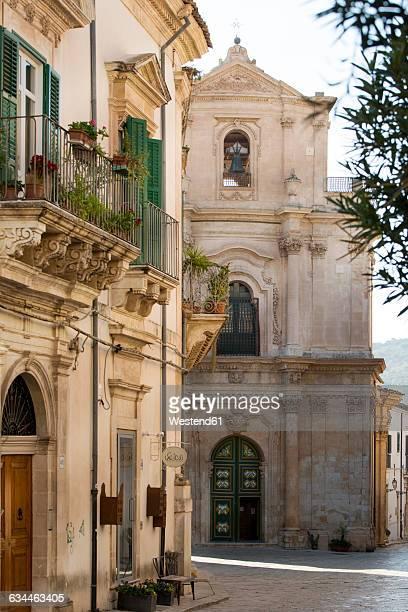 Italy, Sicily, Province of Ragusa, Ragusa, Val di Noto, Chiesa di San Michele