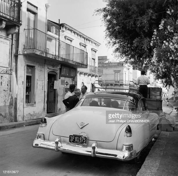 Italy Sicily Street Scene