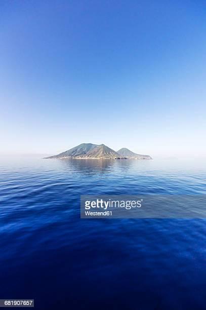 italy, sicily, tyrrhenian sea, aeolian islands - aeolian islands stock pictures, royalty-free photos & images