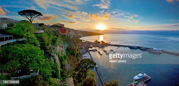 italy, sorrento - sorrento stock pictures, royalty-free photos & images