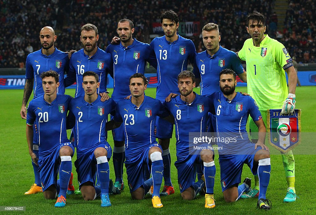 Italy v Croatia - EURO 2016 Qualifier : News Photo