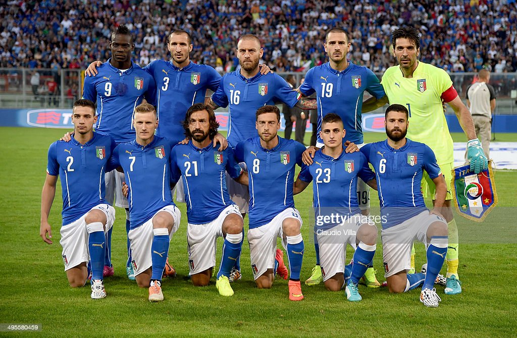 Italy v Luxembourg - International Friendly : Photo d'actualité