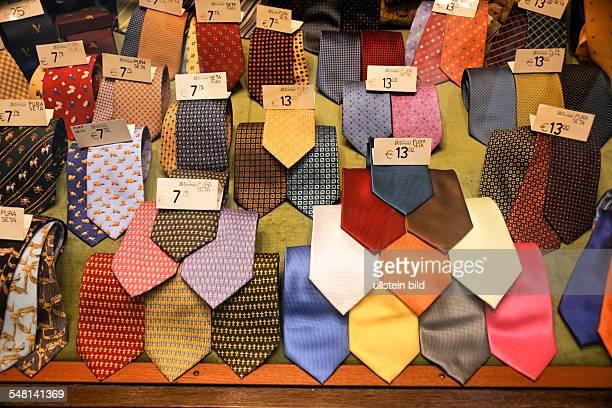 Italy - ties made of silk