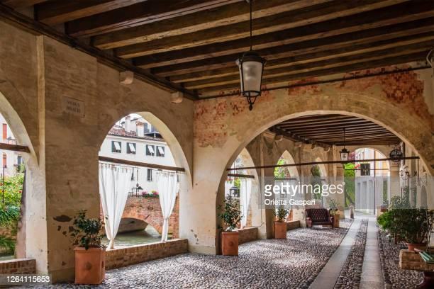 イタリア - トレヴィーゾ,リナルディ・アレー - トレヴィーゾ市 ストックフォトと画像