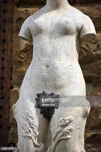 Italy Tuscany Firenze - Statues at the square 'Piazza della Signoria' -