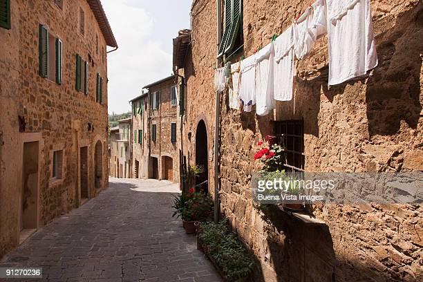 italy. tuscany. monatlcino - モンタルチーノ ストックフォトと画像