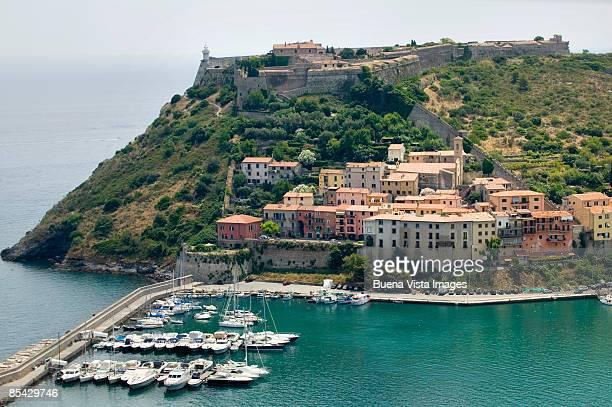 Italy. Tuscany. Porto Ercole