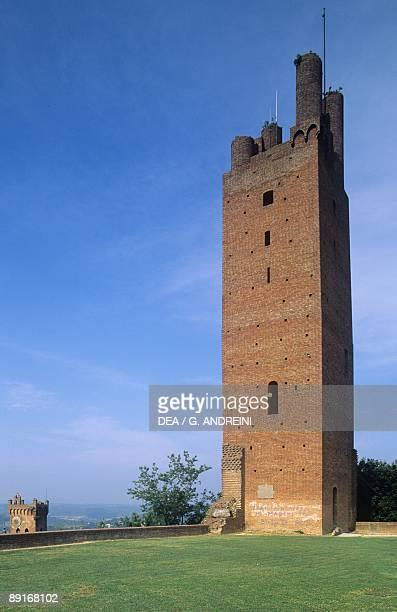 Italy, Tuscany region, San Miniato , Fortress
