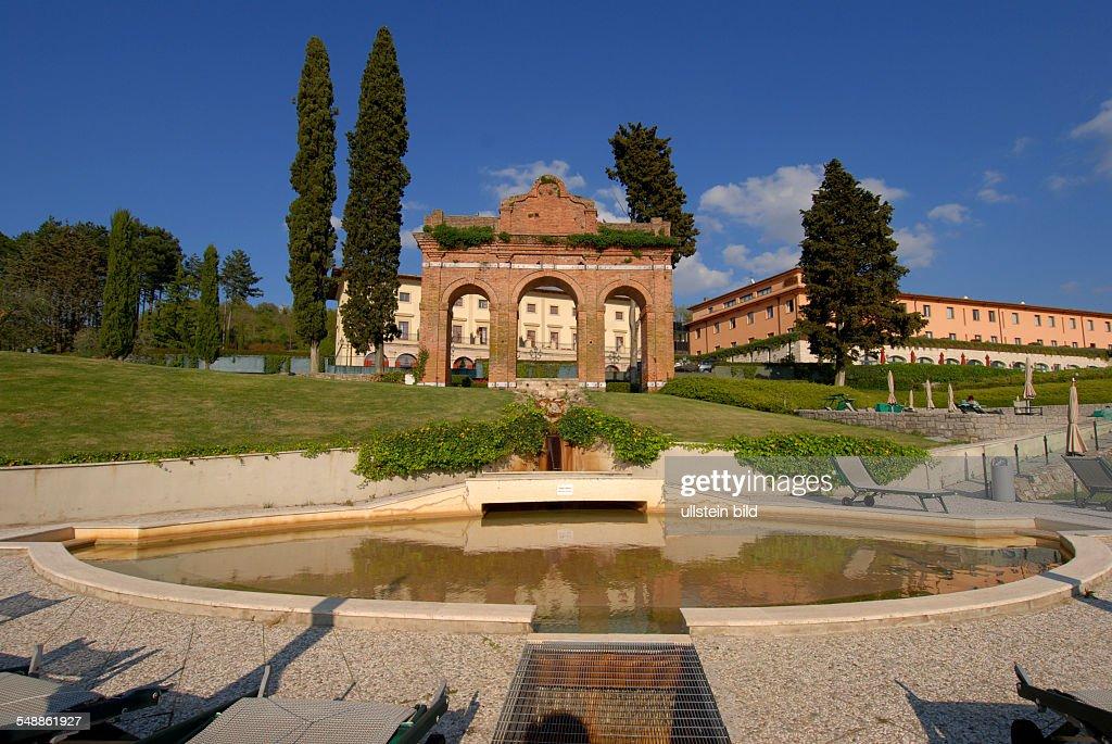 Italy Tuscany - San Casciano dei Bagni - Hotel Fonteverde Pictures ...