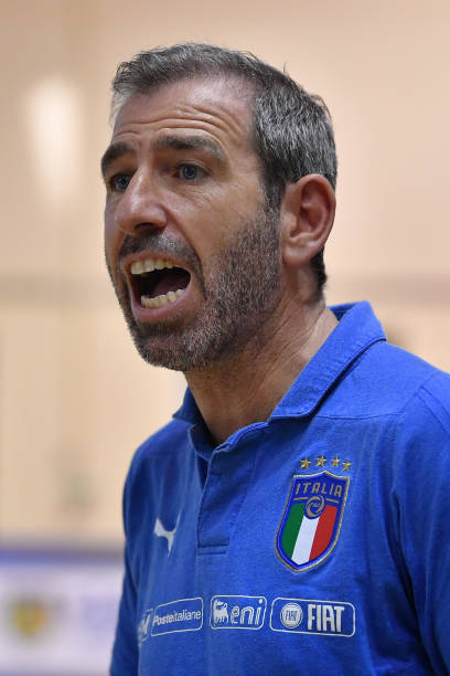 ITA: Italy U19 v Armenia U19 - Futsal Friendly