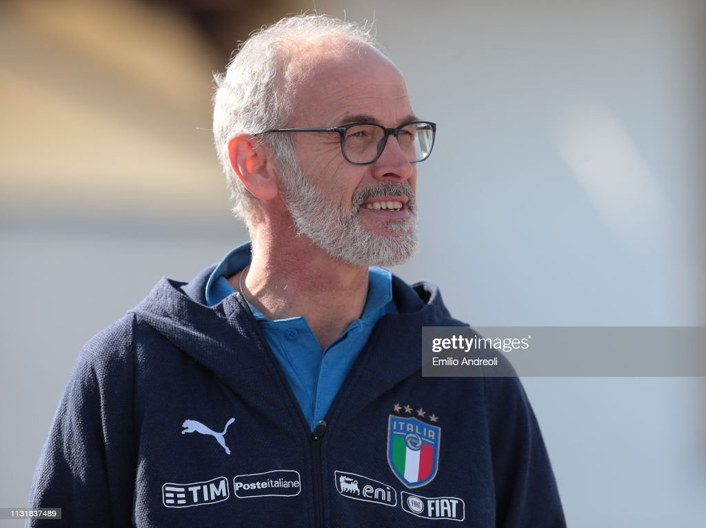 ITA: Italy U20 v Czech Republic U20 - International Friendly