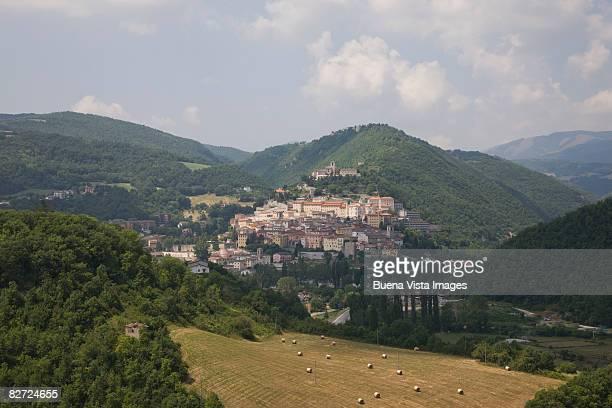 Italy. Umbria. Cascia.