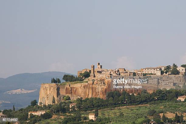italy. umbria. orvieto. - orvieto stock pictures, royalty-free photos & images