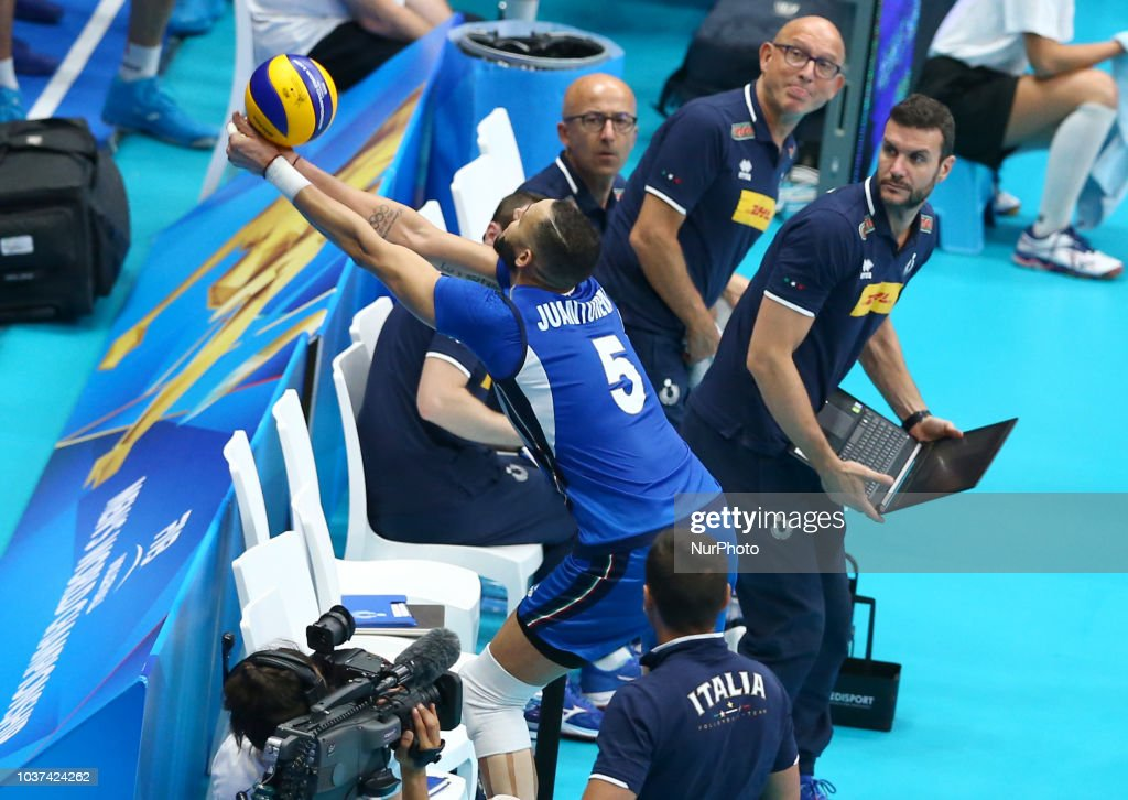 Italy v Finland - FIVP Men's World Championship 2nd round