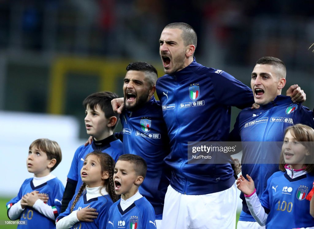 Italy v Portugal - UEFA Nations League A : Nachrichtenfoto