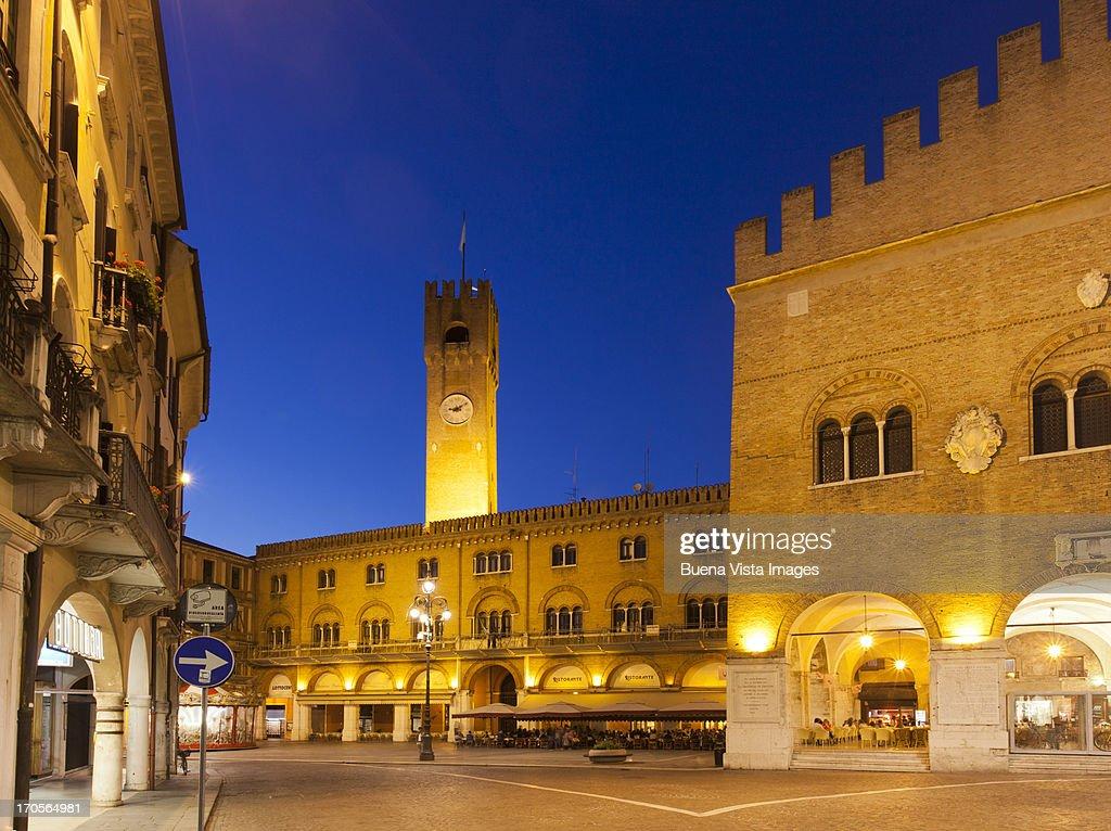 Italy, Veneto, Treviso. : Stock Photo