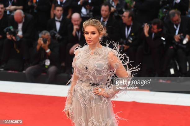 Cristina Musacchio can be seen at the world premiere of the film musical A Star is Born at the Venice Film Festival on the Red Carpet The film...
