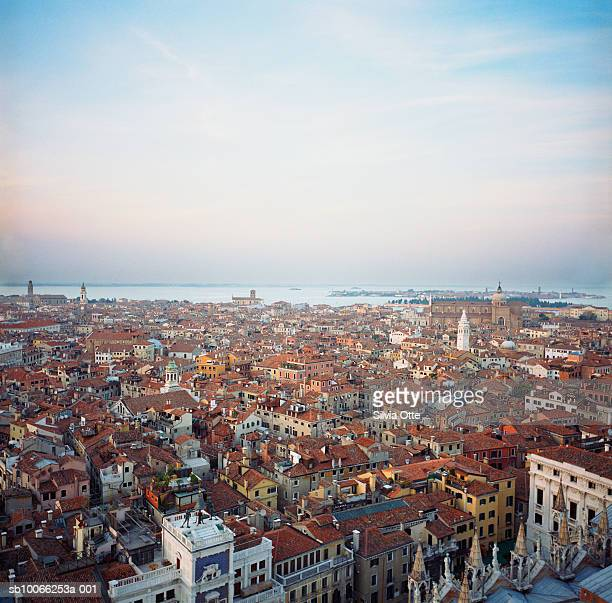 Italy, Venice from Campanile did San Marco