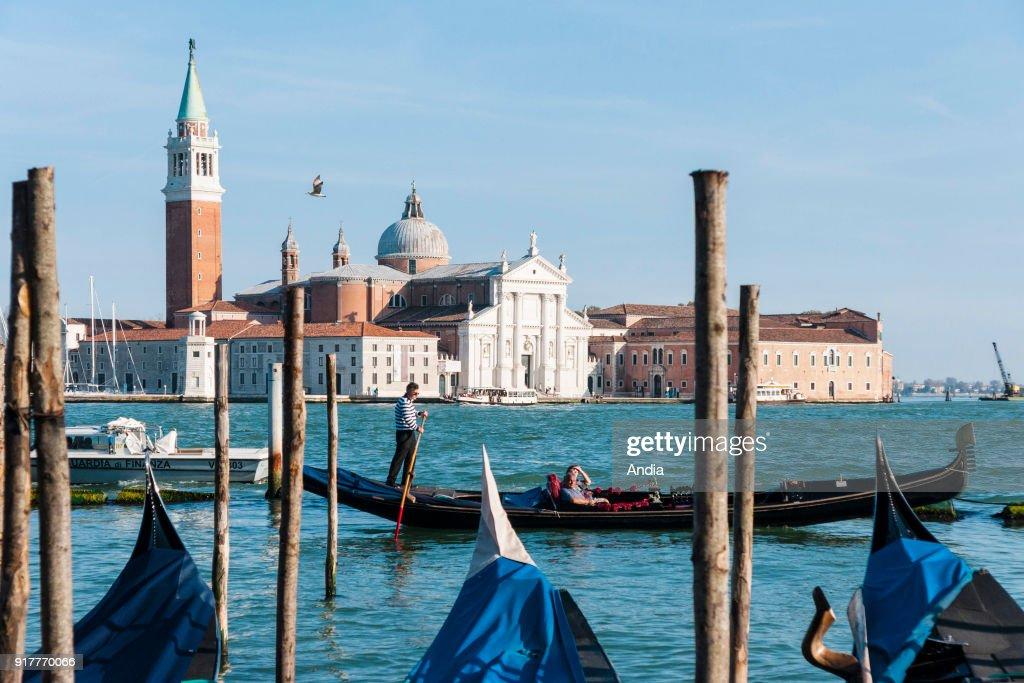 Church of San Giorgio Maggiore. : News Photo