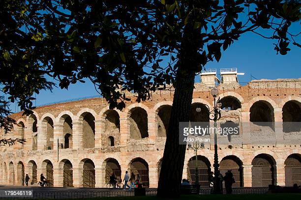 Italy, Verona, Roman Arena