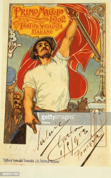 Italyn Socialist Party 1st May 1902