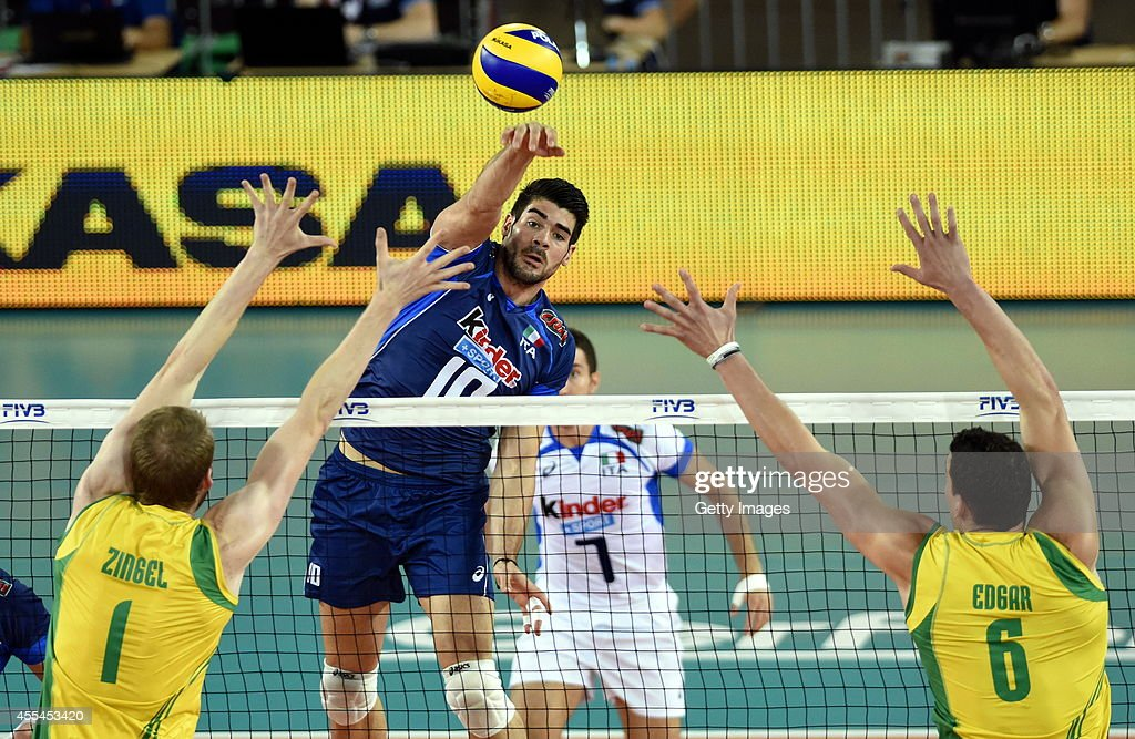 Australia v Italy: FIVB World Championships