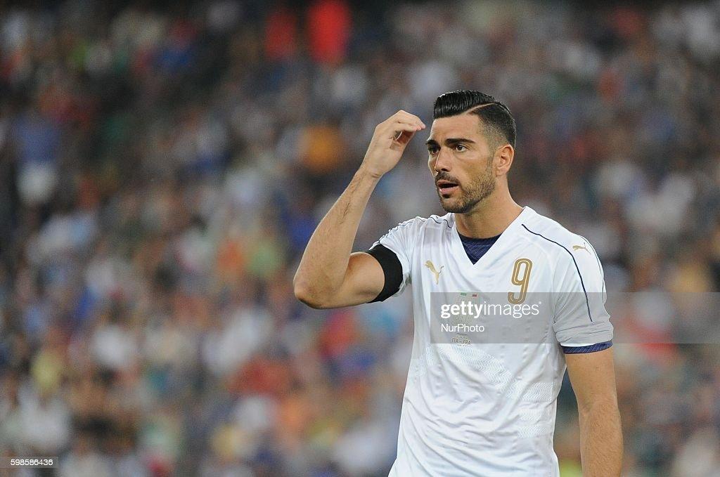 Italy v France - International Friendly : News Photo