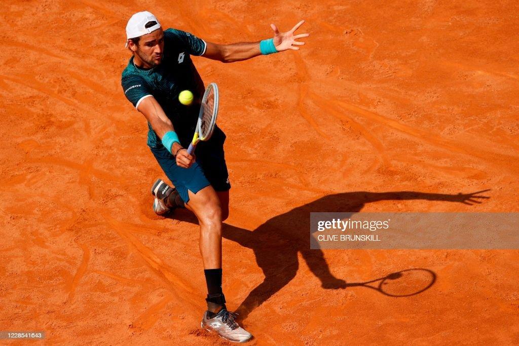 TENNIS-ITA-ATP-2020 : News Photo