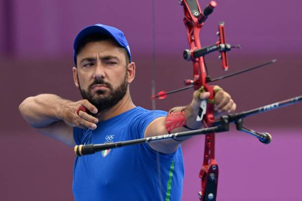 JPN: Archery - Olympics: Day 8