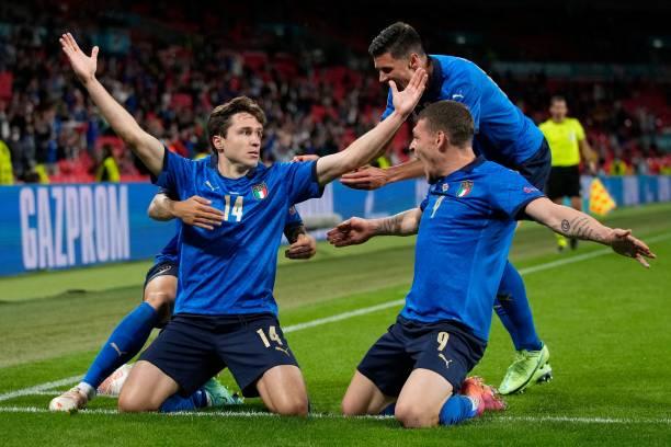 GBR: Italy v Austria - UEFA Euro 2020: Round of 16