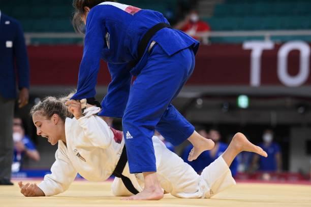 JPN: Judo - Olympics: Day 8