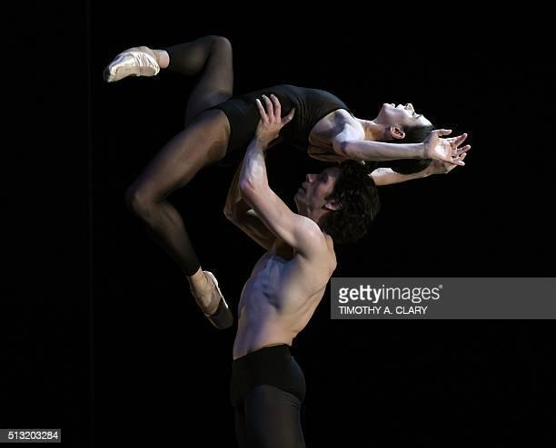 Italys Prima Ballerina Assoluta and former American Ballet Theatre principal dancer Alessandra Ferri and current American Ballet Theatre principal...